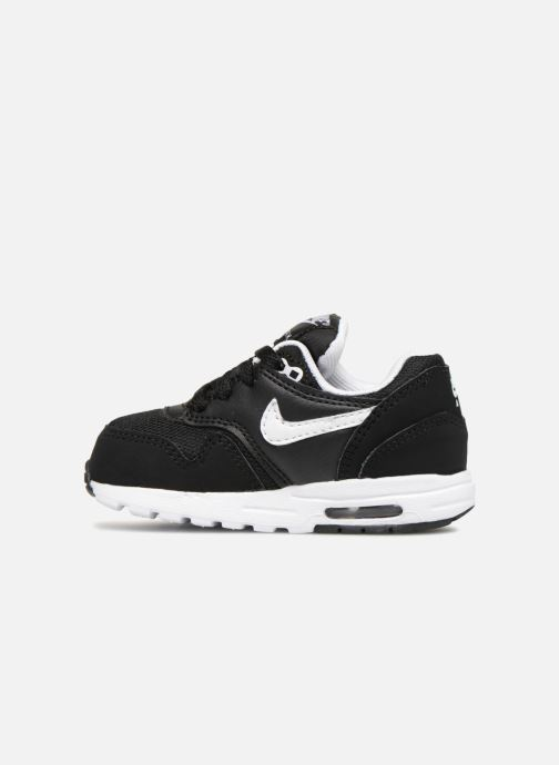 Baskets Nike Nike Air Max 1 (Td) Noir vue face