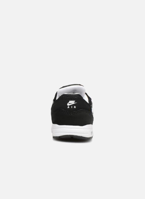 Baskets Nike Nike Air Max 1 (Td) Noir vue droite
