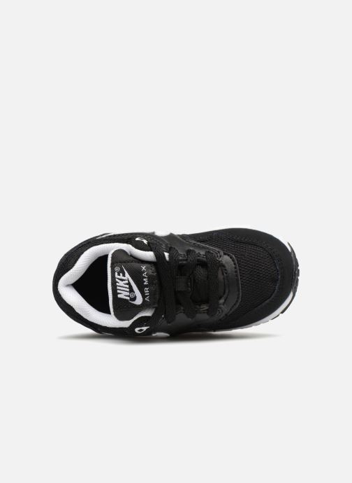 Baskets Nike Nike Air Max 1 (Td) Noir vue gauche