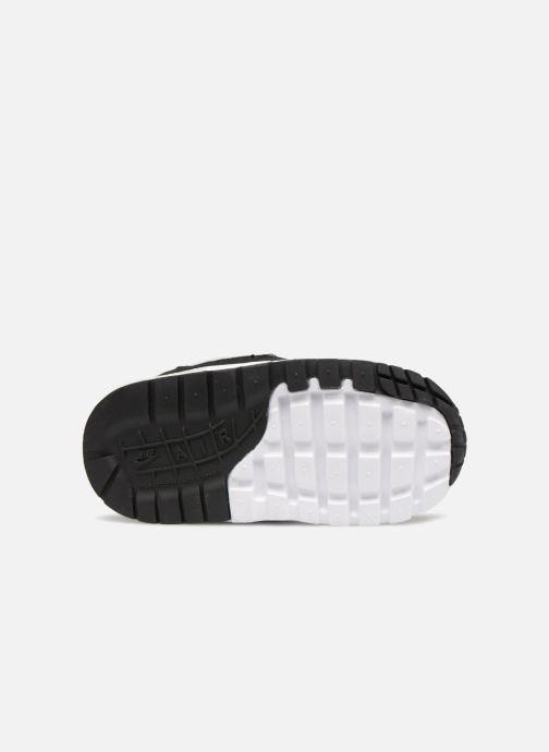 Baskets Nike Nike Air Max 1 (Td) Noir vue haut