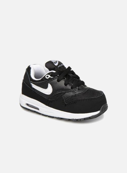 Baskets Nike Nike Air Max 1 (Td) Noir vue détail/paire