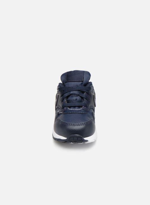 Baskets Nike Nike Air Max 1 (Td) Bleu vue portées chaussures