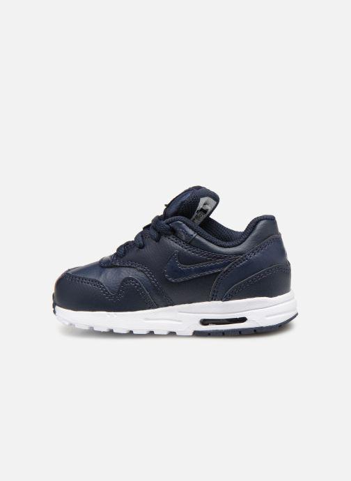 Sneaker Nike Nike Air Max 1 (Td) blau ansicht von vorne