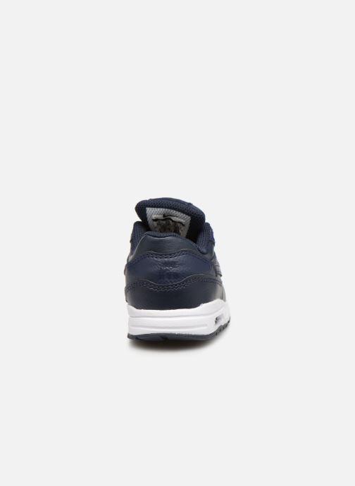 Sneaker Nike Nike Air Max 1 (Td) blau ansicht von rechts