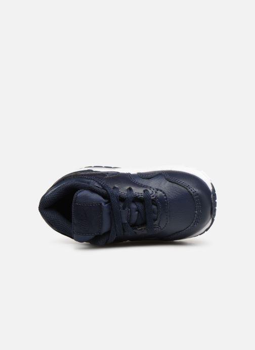 Baskets Nike Nike Air Max 1 (Td) Bleu vue gauche