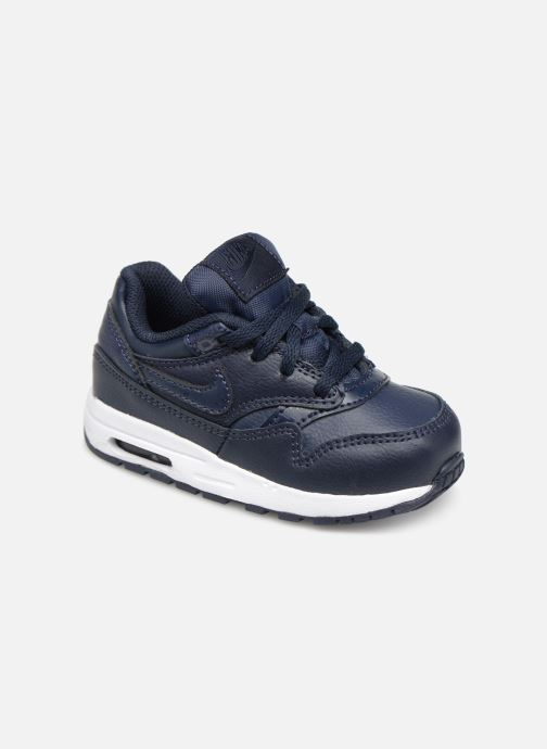 Sneaker Nike Nike Air Max 1 (Td) blau detaillierte ansicht/modell