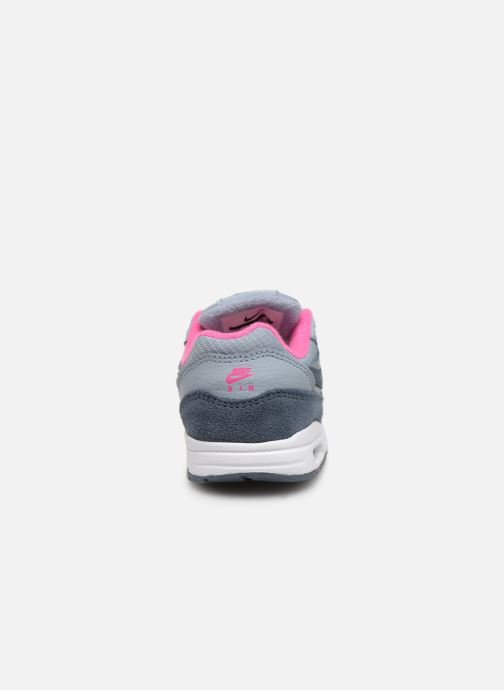 7e9d121e354 Nike Nike Air Max 1 (Td) (Blauw) - Sneakers chez Sarenza (352748)