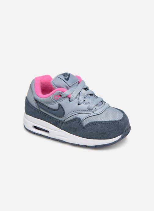 461d93a90db Nike Nike Air Max 1 (Td) (Blauw) - Sneakers chez Sarenza (352748)