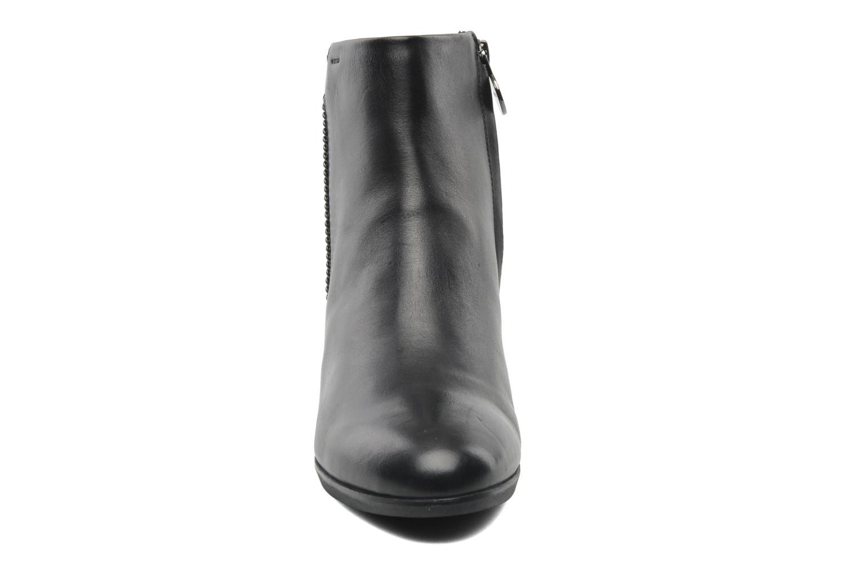 Bottines et boots Geox D ERIKAH A D44G8A Noir vue portées chaussures