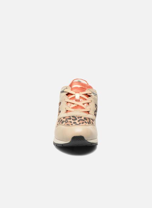 Sneakers Geox D SHAHIRA A D44N1A Beige model