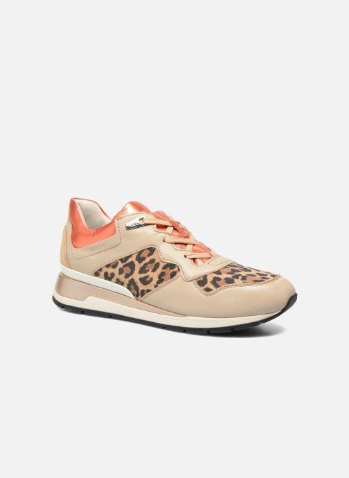 Sneakers Geox D SHAHIRA A D44N1A Beige detail