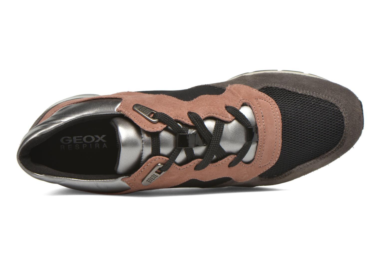 Geox D Deportivas SHAHIRA A D44N1A (Gris) - Deportivas D en Más cómodo Zapatos casuales salvajes dbdafe