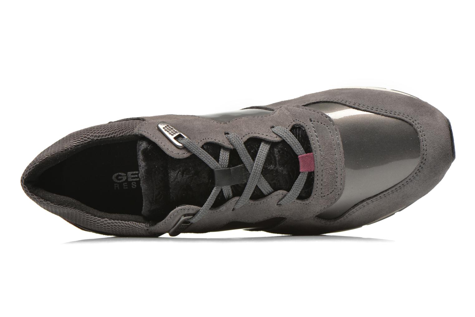 Sneakers Geox D SHAHIRA A D44N1A Grigio immagine sinistra