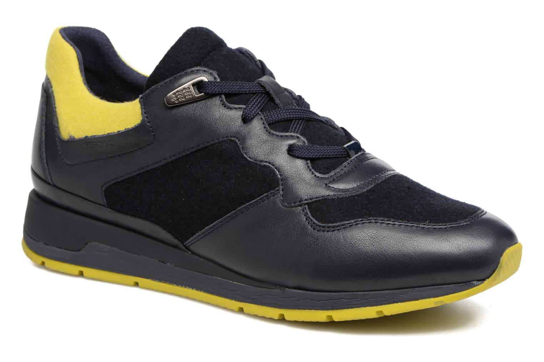 Sneakers Geox D SHAHIRA A D44N1A Azzurro vedi dettaglio/paio