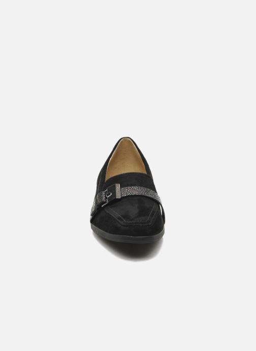 Loafers Geox D KALINDA A D44M5A Svart bild av skorna på