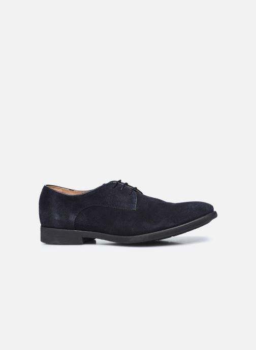 Chaussures à lacets Les Flèches de Phébus Derby R Bleu vue derrière