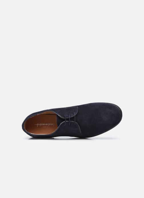 Chaussures à lacets Les Flèches de Phébus Derby R Bleu vue gauche