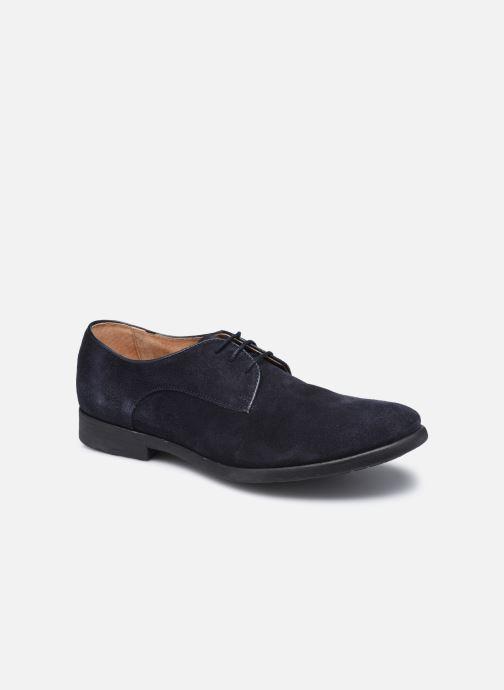 Chaussures à lacets Les Flèches de Phébus Derby R Bleu vue détail/paire