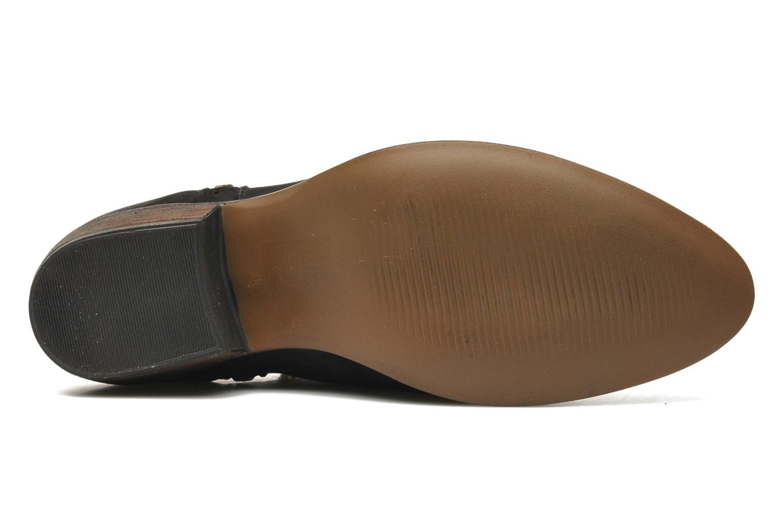 Bottines et boots Steve Madden NEOVISTA Noir vue haut