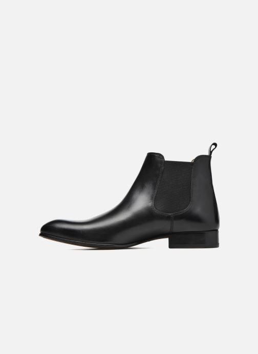Bottines et boots Brett & Sons Bret Noir vue face
