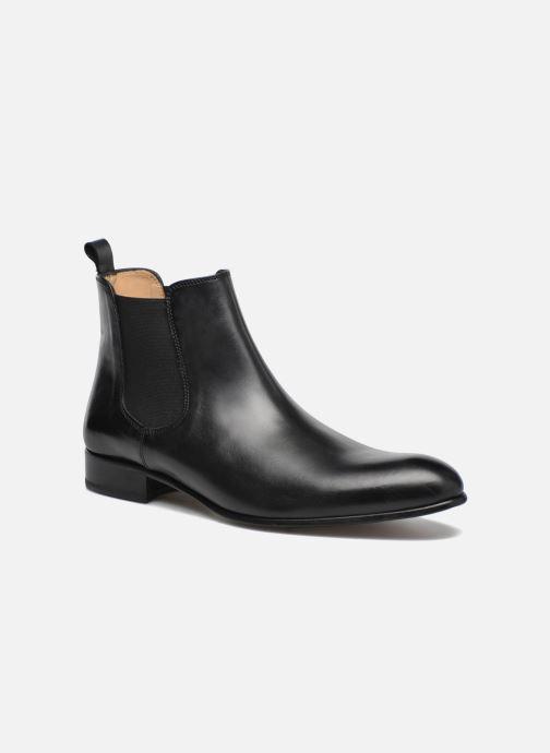 Boots en enkellaarsjes Brett & Sons Bret Zwart detail