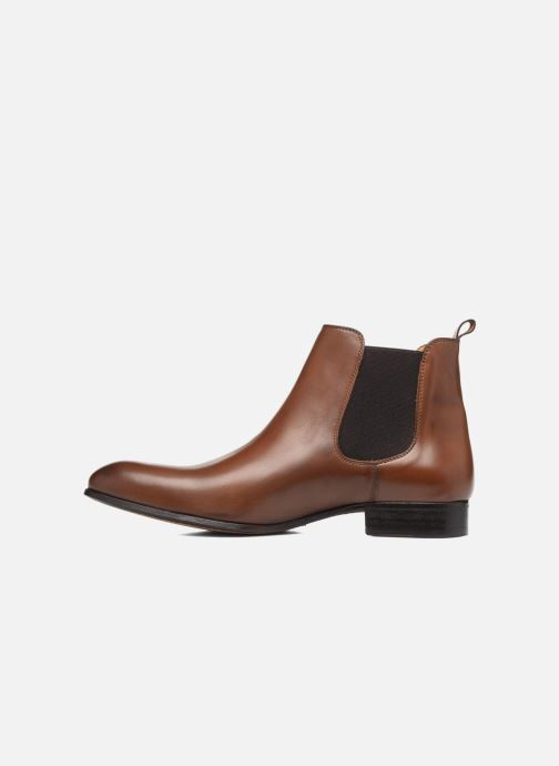 Bottines et boots Brett & Sons Bret Marron vue face