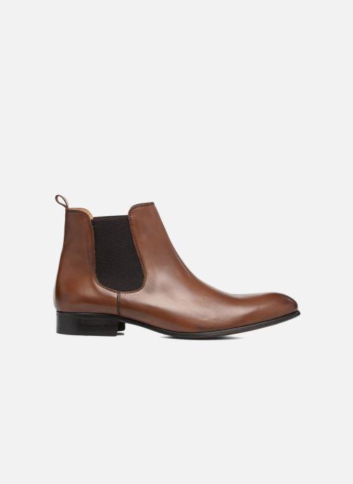 Bottines et boots Brett & Sons Bret Marron vue derrière