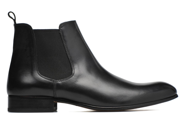 Bottines et boots Brett & Sons Bret Noir vue derrière