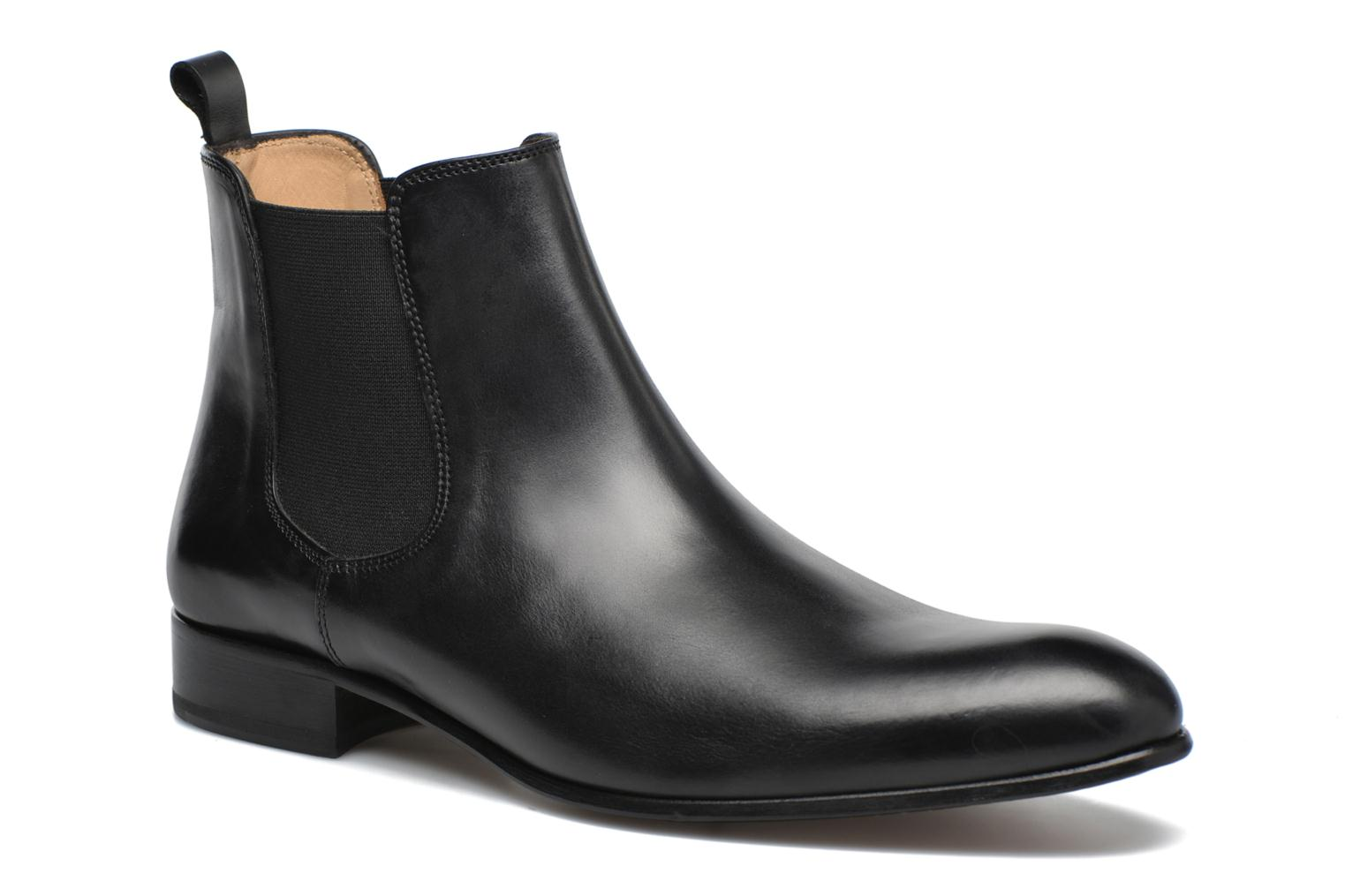 Ankle boots Brett & Sons Bret Black detailed view/ Pair view