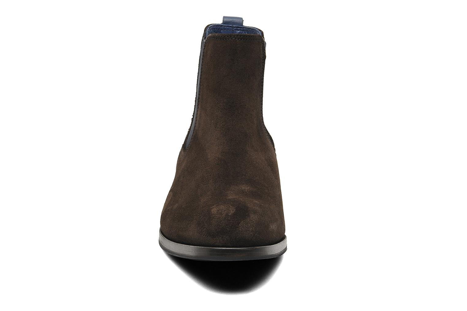 Ankle boots Brett & Sons Blaure Brown model view