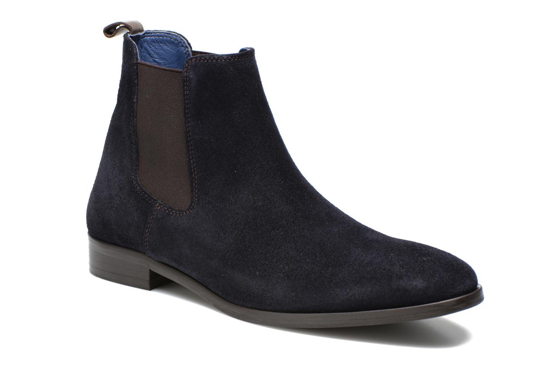 Bottines et boots Brett & Sons Blaure Bleu vue détail/paire