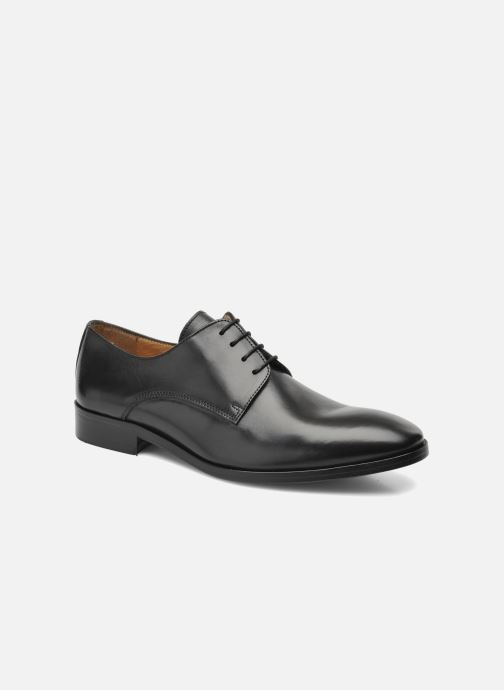 Lace-up shoes Brett & Sons Bari Black detailed view/ Pair view