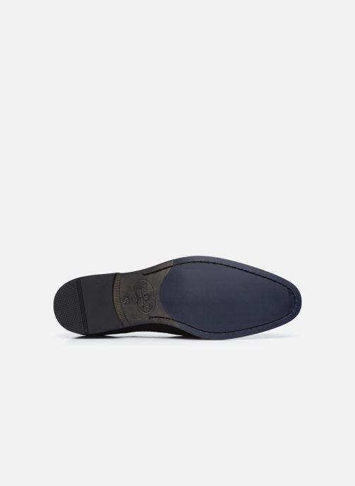 Chaussures à lacets Brett & Sons Bari Noir vue haut