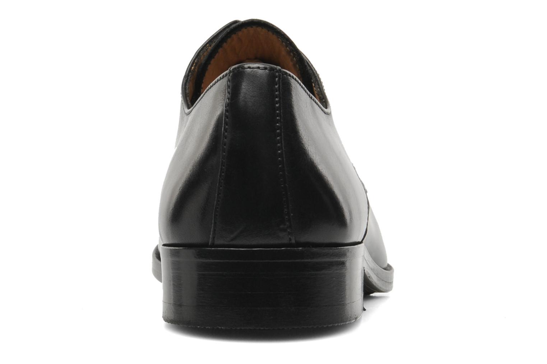 Chaussures à lacets Brett & Sons Bari Noir vue droite