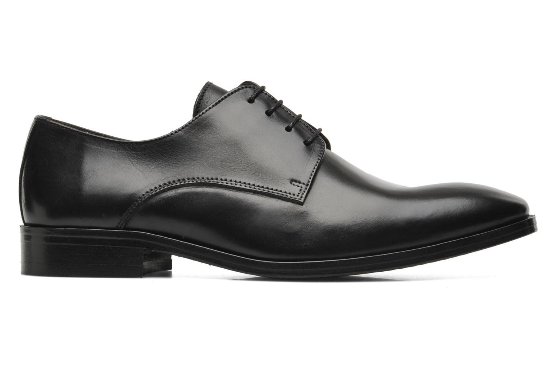 Chaussures à lacets Brett & Sons Bari Noir vue derrière