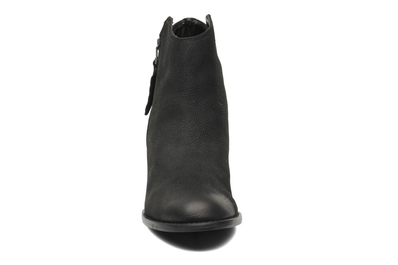 Stiefeletten & Boots Steve Madden WHYSPER schwarz schuhe getragen