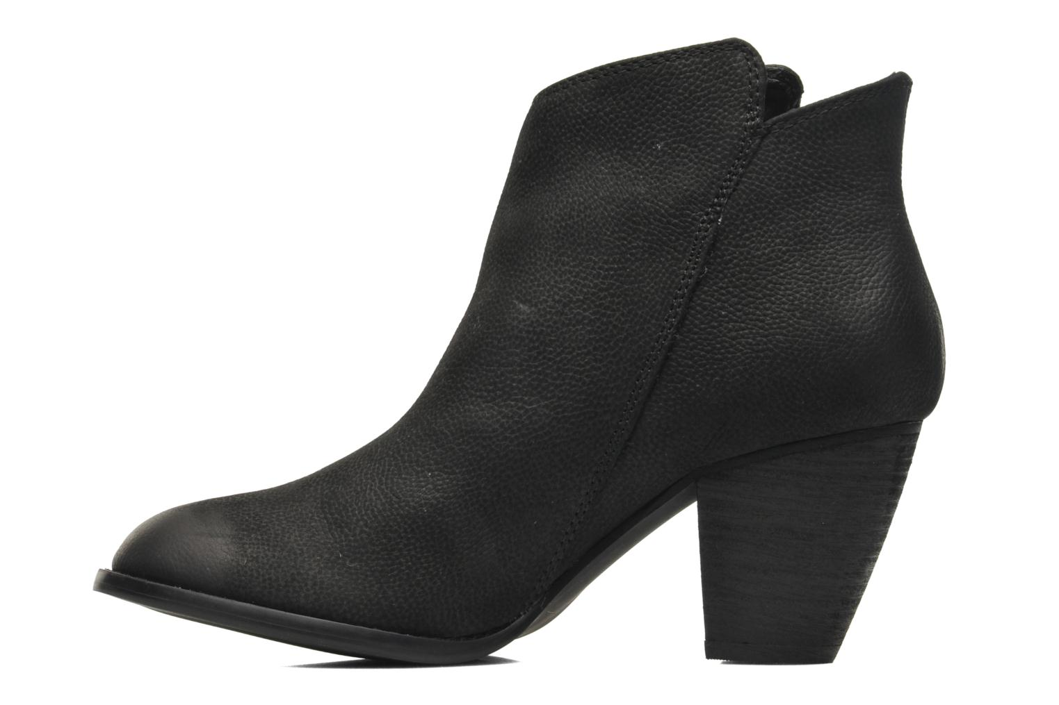 Ankle boots Steve Madden WHYSPER Black front view