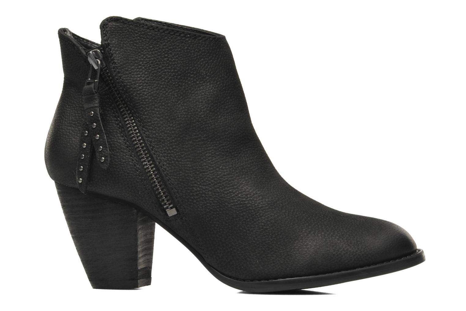 Ankle boots Steve Madden WHYSPER Black back view