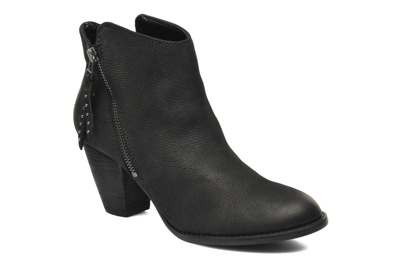 Ankle boots Steve Madden WHYSPER Black detailed view/ Pair view