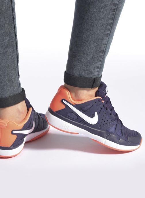 pretty nice 86db3 63240 Zapatillas de deporte Nike Wmns Nike Air Vapor Advantage Blanco vista de  abajo