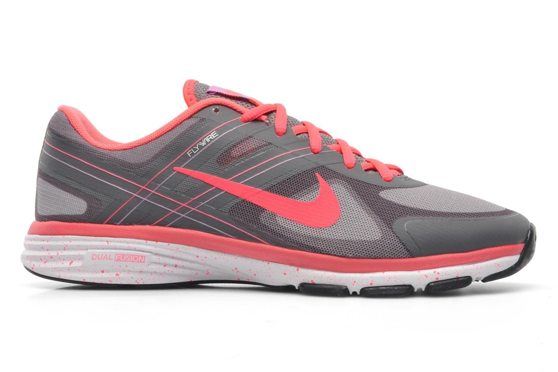 Chaussures de sport Nike Wmns Nike Dual Fusion Tr 2 Gris vue derrière