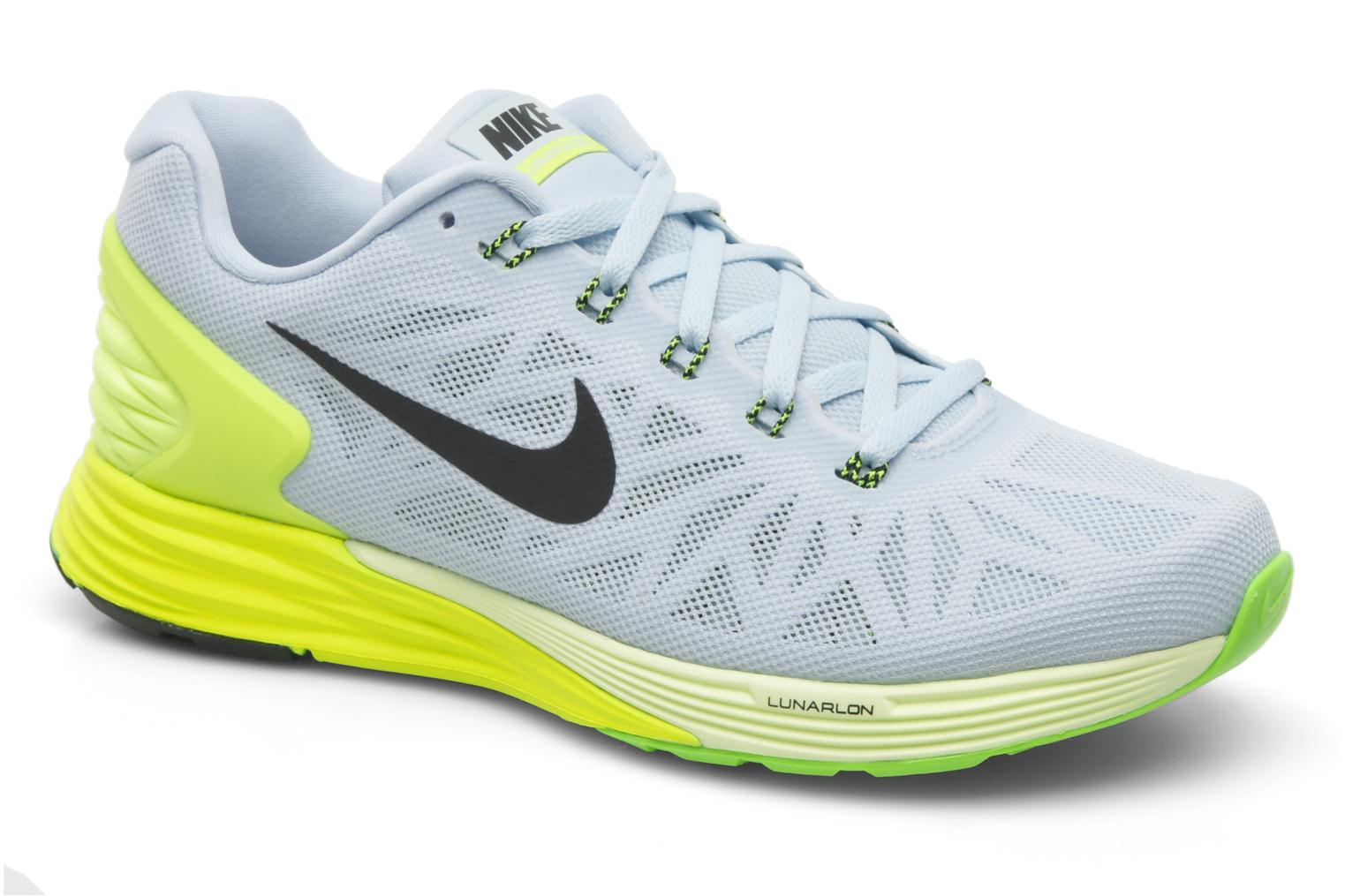 sale retailer 11b35 b22fc ... promo code for sport shoes nike wmns nike lunarglide 6 grey detailed  view pair view 6714b