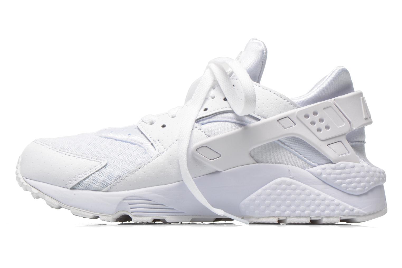 Trainers Nike Nike Air Huarache White front view