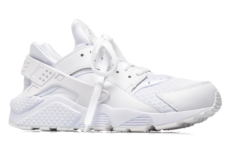 Trainers Nike Nike Air Huarache White back view