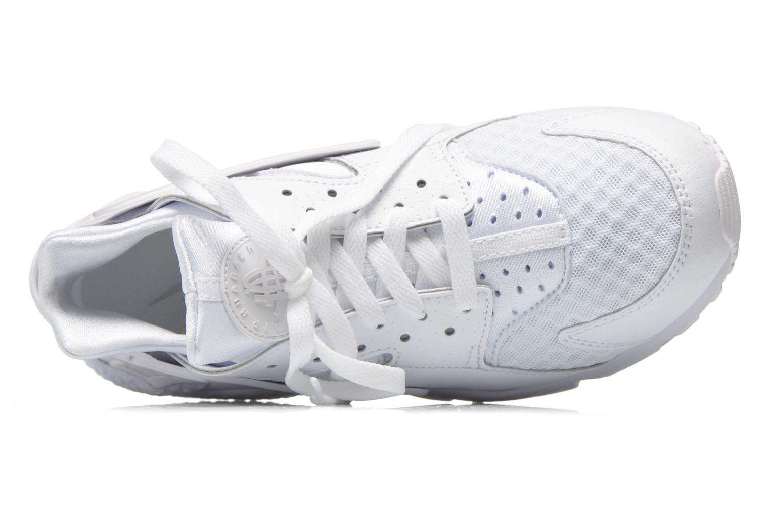 Sneakers Nike Nike Air Huarache Wit links