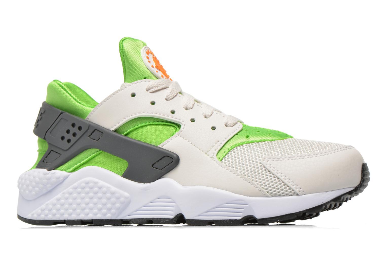 Sneaker Nike Nike Air Huarache grün ansicht von hinten