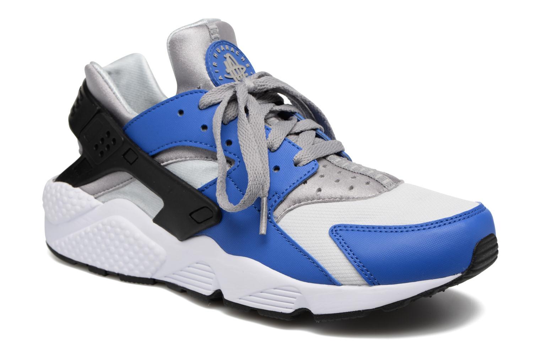 Baskets Nike Nike Air Huarache Bleu vue détail/paire