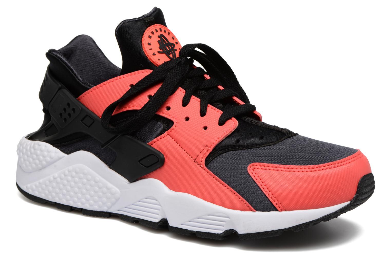 Sneakers Nike Nike Air Huarache Orange detaljeret billede af skoene