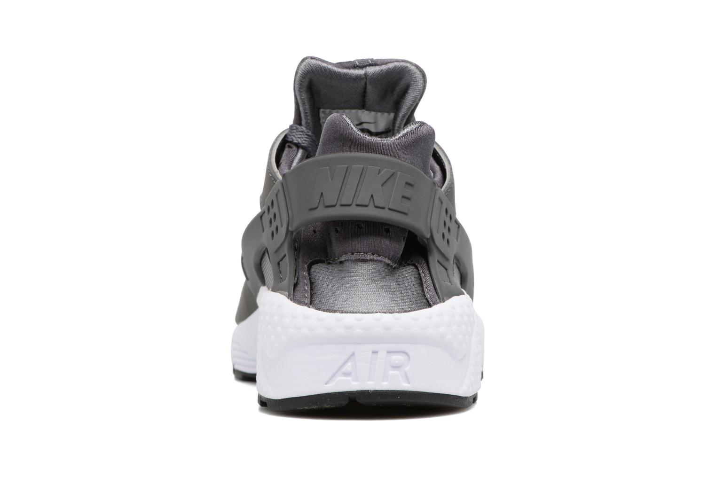 Deportivas Nike Nike Air Huarache Gris vista lateral derecha