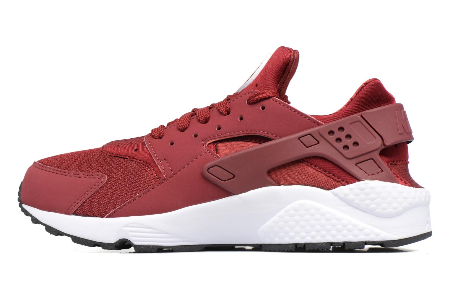 Baskets Nike Nike Air Huarache Rouge vue face